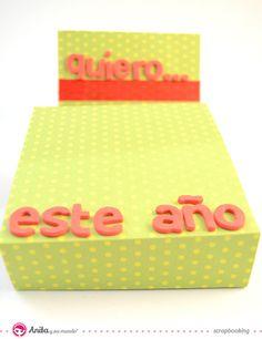 """Mini de tarjetas colección """"juegos"""" de Anita y su mundo"""