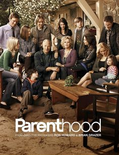 parenthood...gets seasons from library