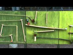 Joseph Herscher -La Macchina Botanica at Venice Biennale - Rube Goldberg inspired  soooooo cool!