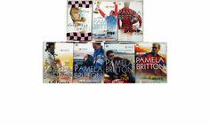 Lot 7 Pamela Britton Harlequin Romance Books NASCAR Book