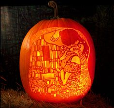 pumpkin Klimt art « WIRED.jp