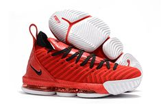 1fb0d6eae62 Shop for Nike LeBron 16 Red White-Black Outlet at Browse a abnormality of  styles and edict online.