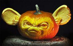 happy halloween, creepy style!