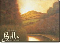 One of my favorite wines, Bella Winery.