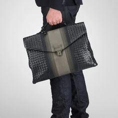 When I become a robber baron I will have a robber baron's briefcase.