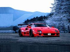 Ferrari F40 LB Performance