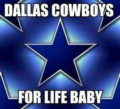COWBOYSNATION Dallas Cowboys Baby 70fc46971
