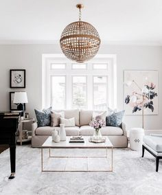 Gray Color Schemes | White ceiling, Charcoal walls and Vintage black
