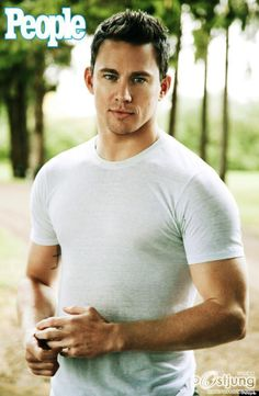 Channing Tatum is 2012's Sexiest Man Alive, as chosen by People.