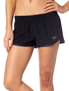 Fox Womens Splice Shorts Black Shorts XL X 2 -- Want to know more, click on the image.