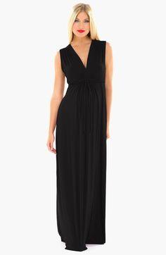 b7c9c39e78f Olian  Angeline  Maternity Maxi Dress available at  Nordstrom Maternity  Dresses Summer