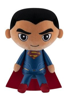 Plush: Hero Plushies: DC- Superman