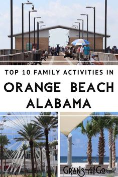 wanderlust beach Check out the top 10 family activities in Orange Beach and the Gulf Shores, Alabama USA Destin Florida Vacation, Alabama Vacation, Gulf Shores Vacation, Panama City Beach Florida, Panama City Panama, Gulf Shores Beach, Myrtle Beach Things To Do, Orange Beach Alabama, Gulf Shores Alabama