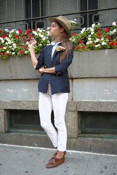 white pants, summer 2012 trend, netrobe