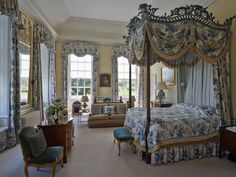 Cornbury Park Master Bedroom