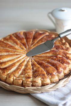 Galette des rois, inratable et digne d'une boulangerie (mais bien moins cher!)