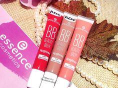 NEW Essence Cosmetics Beauty Balm Lip Gloss!