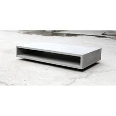 Found it at AllModern - Monobloc Coffee Table