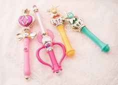 Japan Comic amine Sailor Moon Power  Sailormoon Attack by forlapin