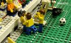Germany v Portugal at World Cup 2014 – brick-by-brick video animation | Football | theguardian.com