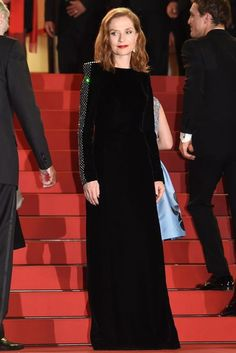 Cannes Film Festival 2017 : Isabelle Huppert | British Vogue
