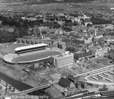 Arms Park early 1950's