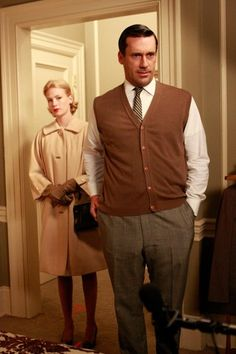 Office Fashion Inspiration: The 1960s 'Mad Men' Look (premiers on Sunday!)