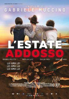L'estate addosso, sil film di Gabriele Muccino con Brando Pacitto,dal 14 settembre al cinema.