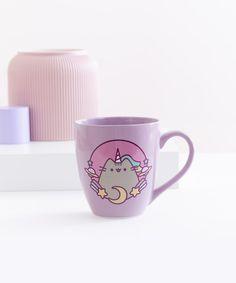Home & Office – Page 2 – Pusheen Shop Pusheen Shop, Pusheen Plush, Pusheen Cute, Pusheen Stuff, Purple Coffee Mugs, Pottery Painting Designs, Otaku Room, Bff Birthday Gift, Cute Cups