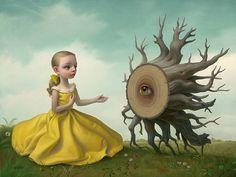 Mark Ryden - King of Pop Surrealism Mark Ryden, Arte Lowbrow, D Mark, Artwork Images, Wow Art, Osho, Surreal Art, Oeuvre D'art, Amazing Art