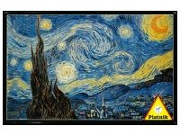 Vincent Van Gogh - Starry Night - Oil Painting poster print - Photography İdeas,Photography Poses,Photography Nature, and Vintage Photography, Marc Chagall, Monet, Vincent Van Gogh Artwork, Gogh The Starry Night, Starry Nights, Van Gogh Pinturas, Van Gogh Paintings, Poster Prints, Art Prints