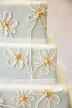painted cake detail | Flickr - Photo Sharing!