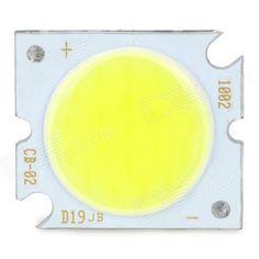 FengYang JJ 10W 1000lm 6000K White Light LED Bead - White (29~36V)