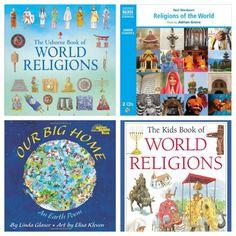 Libros mitología y religiones para niños