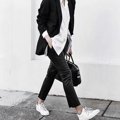 Boy / girl. |  Details on www.modernlegacy.com.au + shop my outfit via www.liketk.it/1w3uU @liketoknow.it #modernlegacy #ootd #monochrome #liketkit