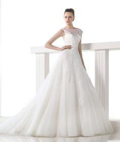 vestido de noiva princesa pronovias coleção 2015 glamour MEL #casarcomgosto