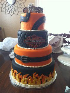 Harley Davidson Wedding Cake Bittersweet Cake Boutique