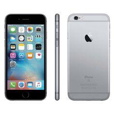 Ponto Frio iPhone 6s 64GB Cinza Espacial Por R$ 3.401,56 em 1x Cartão P. Frio ou R$ 3.779,10 em 10x Sem Juros