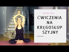 Ćwiczenia na kręgosłup szyjny | Gdy boli szyja | Ola Żelazo - YouTube Health And Fitness Articles, Health Fitness, Tai Chi, Stay Fit, Pilates, Fitness Inspiration, Exercise, Yoga, Gym
