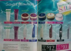 More Xmas stocking stuffers ... Shower gels, skin softeners & body lotions 3 for $10. Order Dec 16