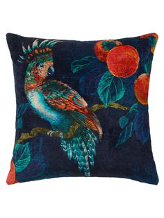 Buy Jasper Green V&A and John Lewis Tori Cushion from our Cushions range at John Lewis & Partners. Free Delivery on orders over Plain Cushions, Green Cushions, Velvet Cushions, Bed Throws, Throw Pillows, Sky Online, Day Room, Cushions Online, Front Rooms
