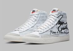 Leather Heels, White Leather, Nike Images, Nike Website, Japanese Streetwear, Pure Platinum, Nike Fashion, Men Fashion, Nike Dunks