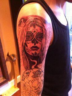 Katsina tattoo