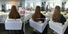 Before & after : natural brown hair extensions created by our hairextensions team @maisonmaite www.maisonmaite.com #GreatLengths #Hollywoodlook #Hollywoodhair #Celebrityhair #longhair #bighair