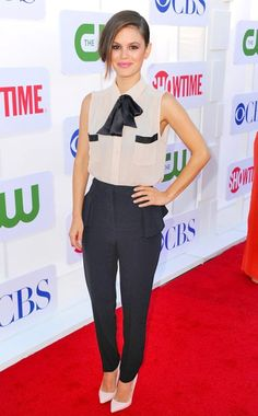 Rachel Bilson - love her outfit