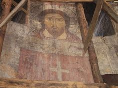 Restoring ancient frescoes in Armenia's Kobayr Monastery:Kobayr is a 12th-century Armenian monastery located in the village Kober within Lori district, Armenia. The monastery was built on a shelf of a gorge by the princes of the junior Bagratuni branch, Kyurikids in 1171. The monastery was later acquired by the Zakarids and converted into a Chalcedonian monastery.