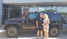 Jason, congratulations from all of us here at McKay's Chrysler Dodge Jeep Ram.
