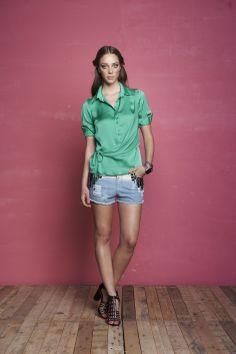 Jeans com Pedraria