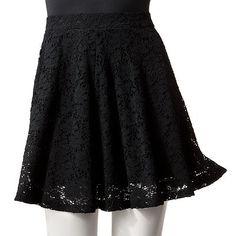 Joe Benbasset Lace Skirt