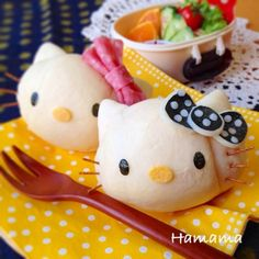 hello kitty bread